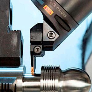 Toczenie CNC stali