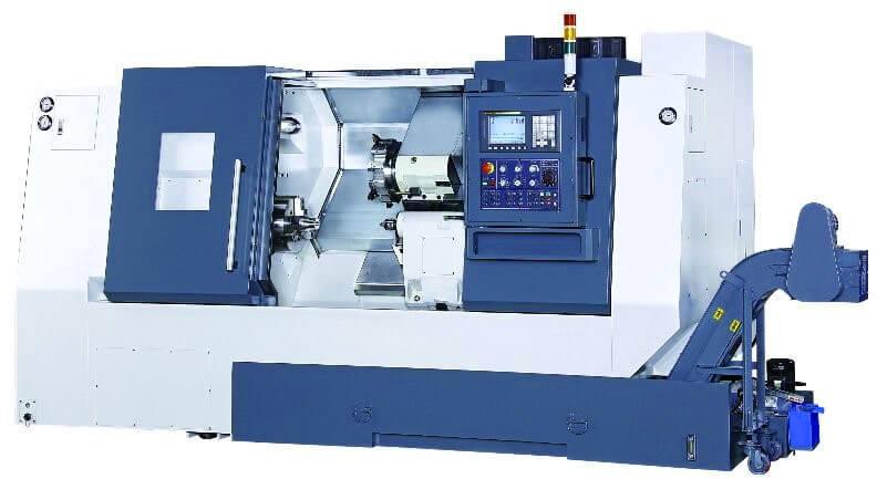 Tokarka pionowa CNC